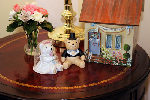 Chestnut Hill Inn - The Teddy Room
